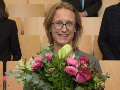Professorin Nele Matz-Lück, Foto: © Jürgen Haacks, Uni Kiel