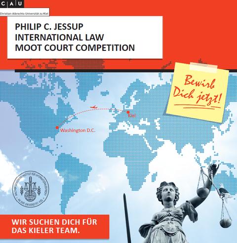 Jessup Moot Court Symbolgrafik allgemein