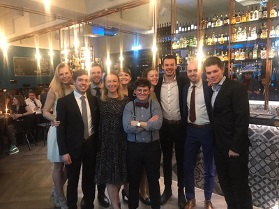 Jessup Team 2020 Championship Dinner