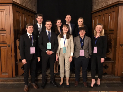 Jessup Team 2020 Welcome Reception