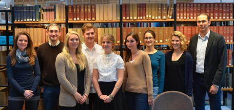 Moot Court Team 2012