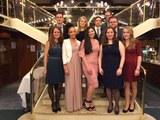 Team 2017 mit Coaches und Richter in Passau